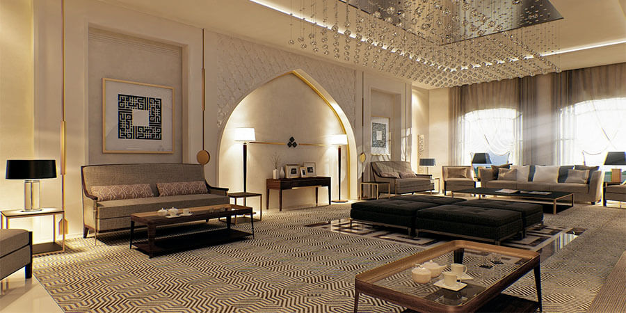 Benefits of hiring villa interior designers