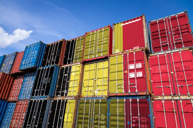 The different types of containers